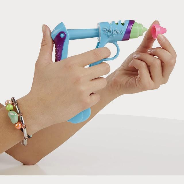súng vẽ 3D dễ dàng tháo lắp