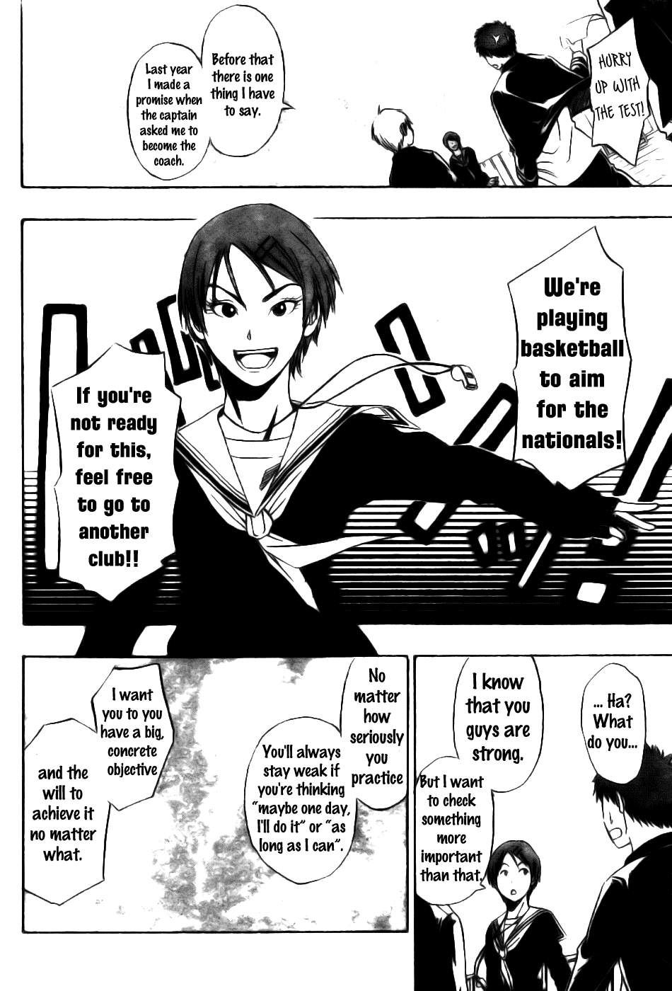 Kuruko no Basket Chapter 2 - Image 5D-12