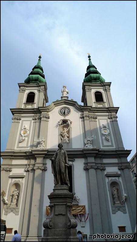 Estatua de Haydn