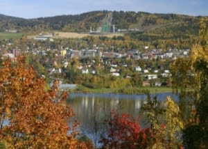 Lillehammer , Norway