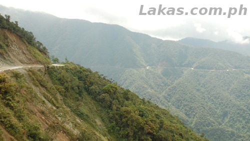 Long and Winding Road to Banaue