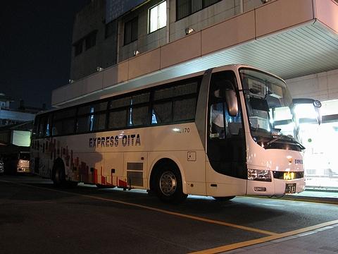 大分バス「トロピカル号」 42170