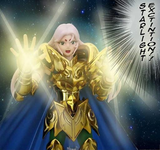 Saint Seiya Myth Cloth EX Aries Mu