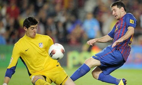 Lionel Messi, Barcelona - Atletico Madrid