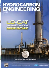 Hydrocarbon Engineering 04/2014 Edition - Free subscription.