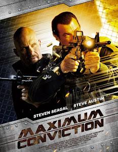 Giải Cứu - Quyết Định Tối Cao - Maximum Conviction poster