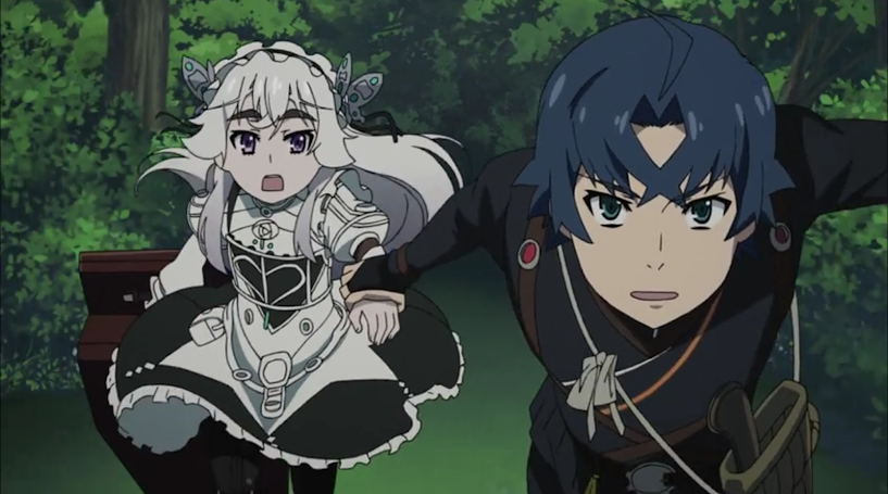 Chaika the Coffin Princess Review Screenshot 3
