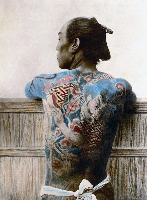 Chùm ảnh về những võ sĩ samurai cuối cùng tại Nhật Bản
