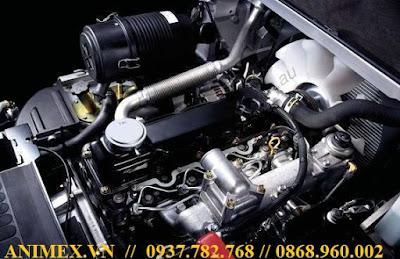 Động cơ diesel Mitsubishi S6S xe nâng 5 tấn