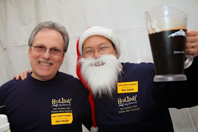 Holiday Ale Festival, photo courtesy Timothy Horn