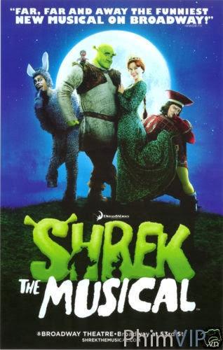 Bản Tình Ca Xanh Lá - Shrek The Musical poster