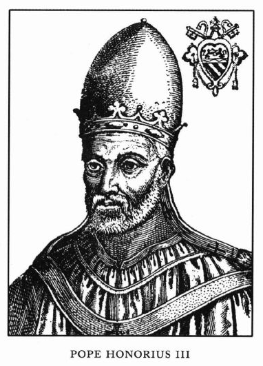 Pope Honorius III Savelli