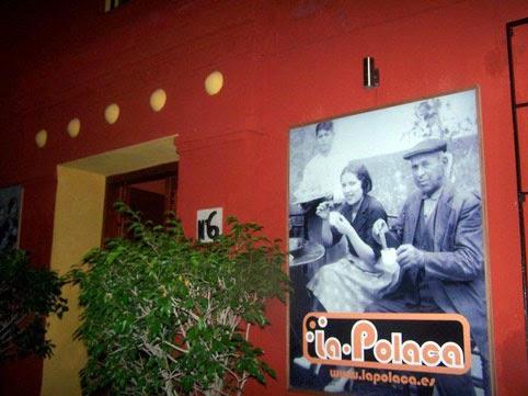 Bar La Polaca en Puerto Banús