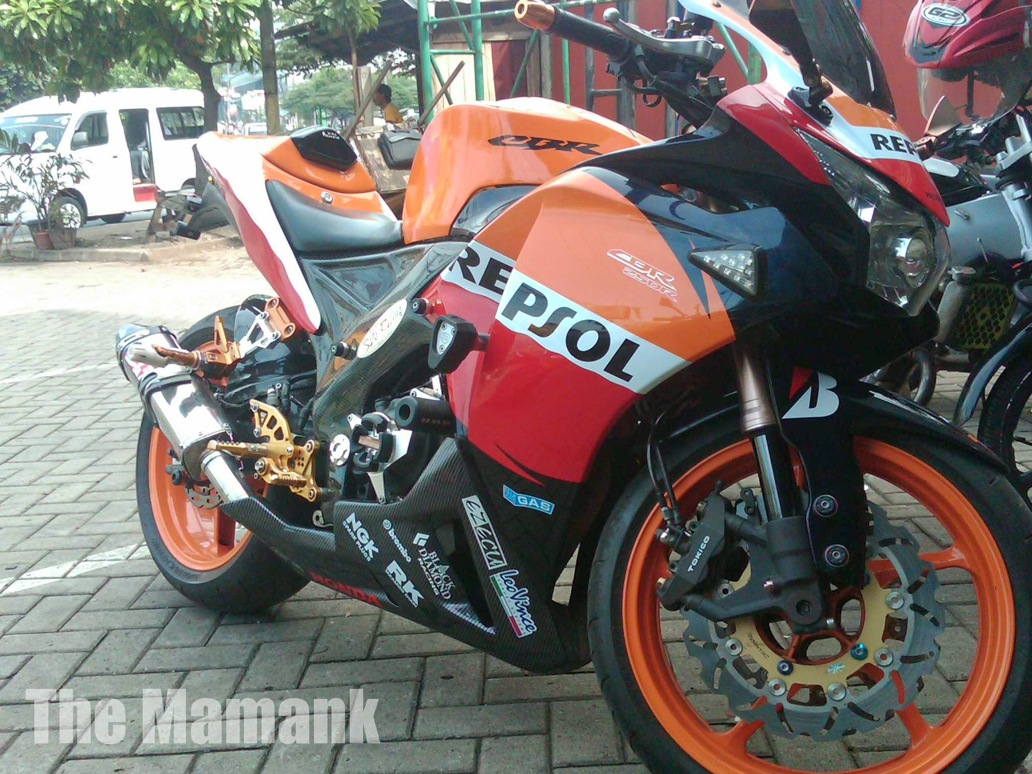 Cbr 150r Fi Modifikasi