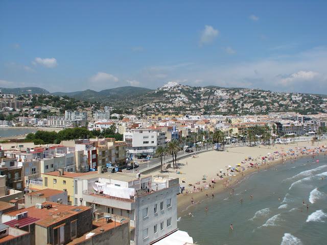 Beach of Peñíscola