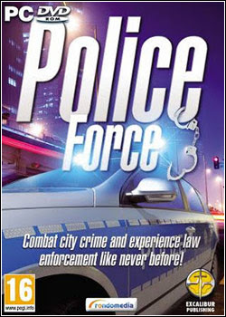 Lançamentos 2011 Downloads  Download Police Force   PC + Crack