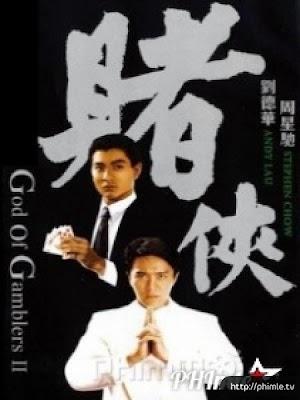 Phim Thần Bài 2 - God Of Gamblers 2 (1991)