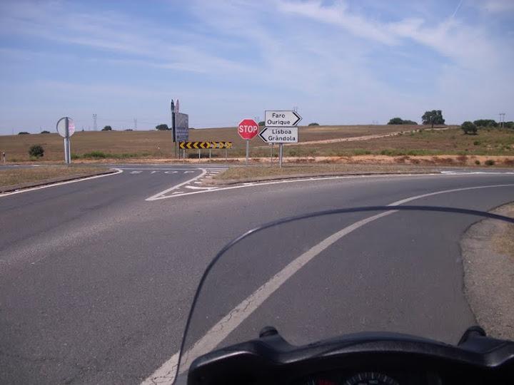 espanha - 1100Km na Pan Espanha, Porto Covo, Beringel e Alcanena IMG_1309
