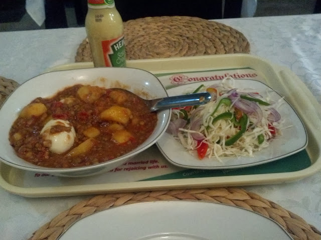 Meal in Nigeria