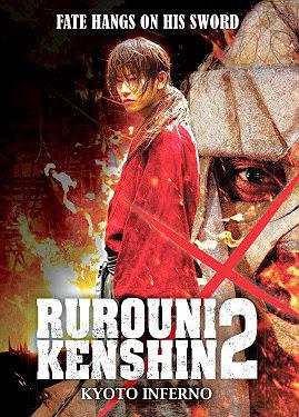Samurai X 2: O Inferno de Kyoto Legendado DVDRip