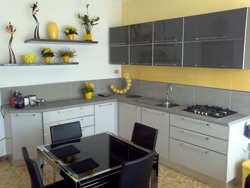 Stunning Cucina Senza Piastrelle Pictures - Skilifts.us - skilifts.us