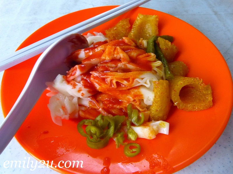 delicious Ipoh food
