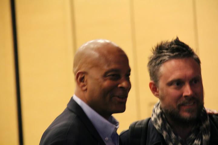 Ronnie Lott(左)