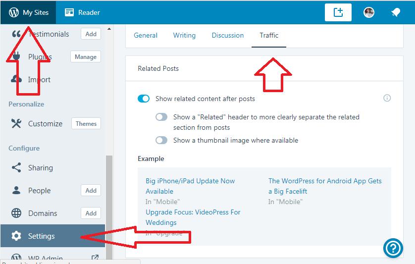 webmaster tool wordpress
