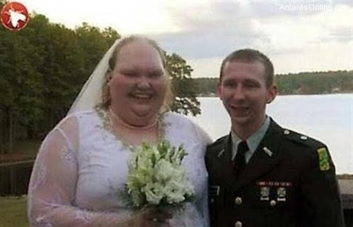 hilarious fat people pictures. The Most Fat Ugly Couples