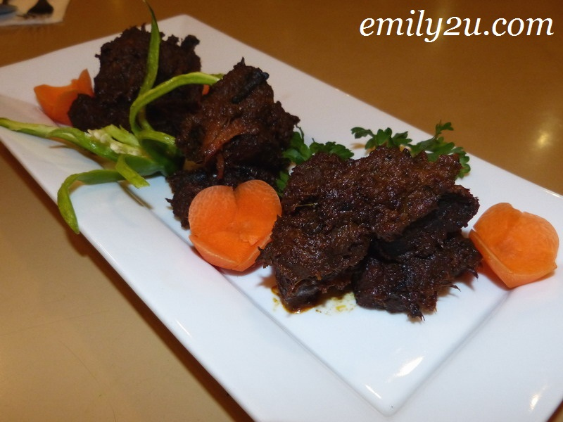Excelsior Hotel Ramadan buffet