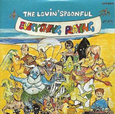 the Lovin' Spoonful ~ 1967 ~ Everything Playing
