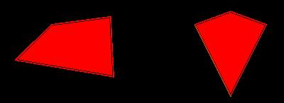 trapezoides