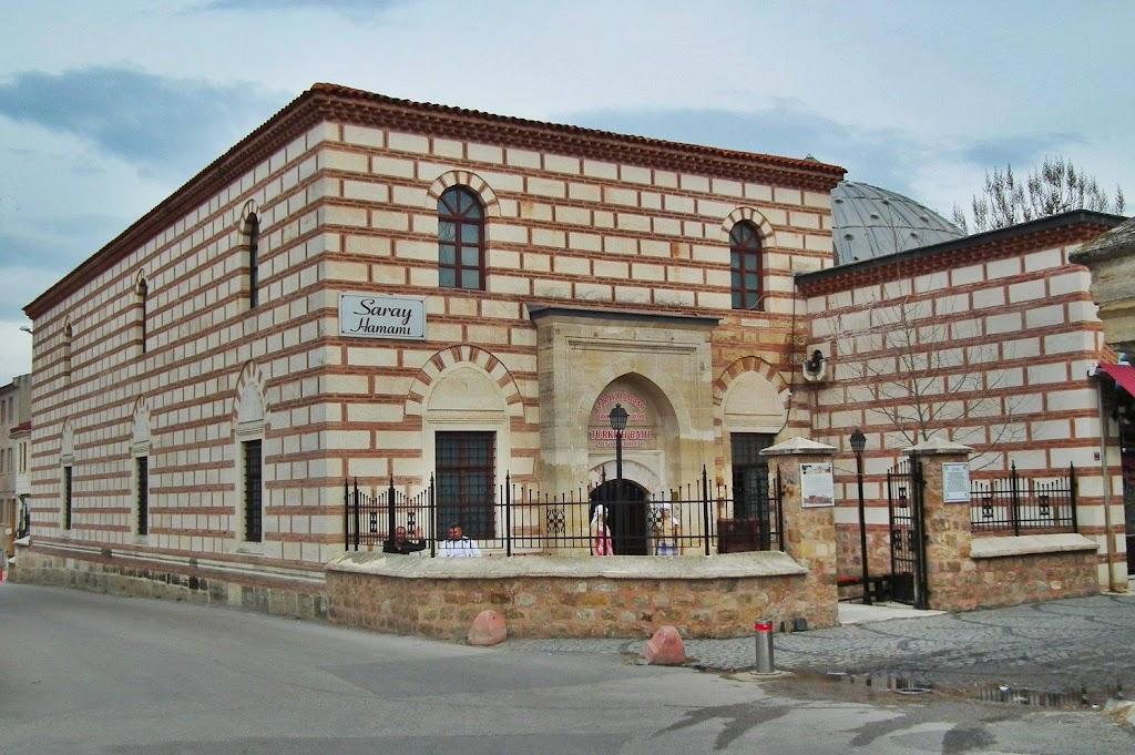Edirne Merkez Saray Hamamı