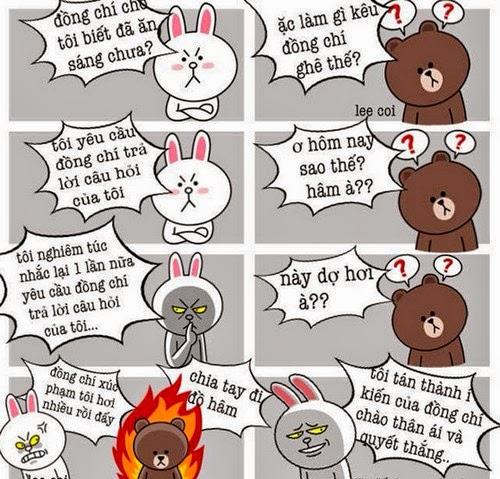 ảnh chế thỏ cony