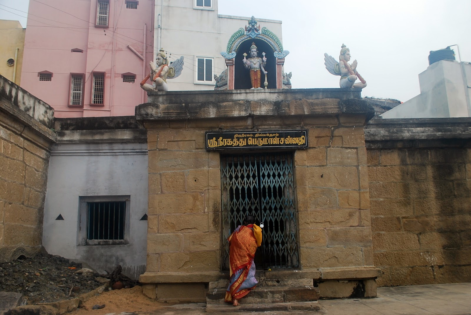 Sri Jagadeeshwarar Temple (Thiru Neeragam) Kanchipuram - Divya Desam 50
