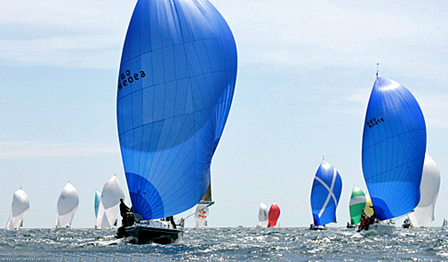 J109s sailing Ireland Cork Week