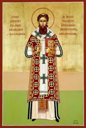 Saint Gregory Palamas And The Heavenly Synod