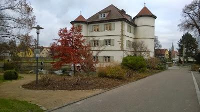 Wasserschloss am 2. Advent