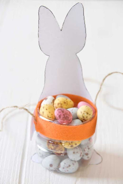 porta huevos de pascua