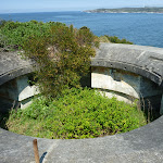 Battlements on Henry Head (309728)