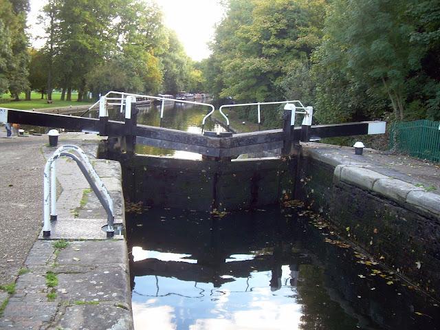 Cowley Lock