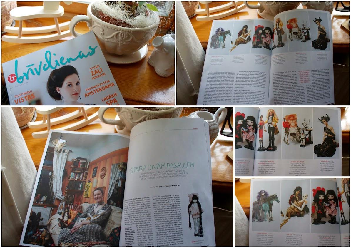 """Добрая Ведьма """"Mrs A ikdienā un svētkos"""" - Page 4 Zurnal"""
