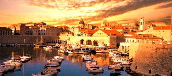 Férias em Dubrovnik, Croácia