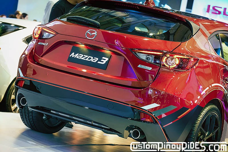 All-New BM Mazda 3 Custom Pinoy Rides Car Photography Manila Philippines Philip Aragones pic1