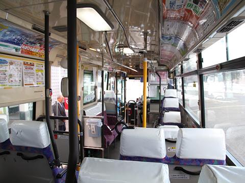 十勝バス 60系統 広尾線 2072 車内