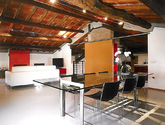 Illuminazione tetto legno vista una collezione di idee - Illuminazione sottotetto legno ...