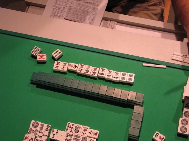 Warsaw Mahjong Taikai 2010