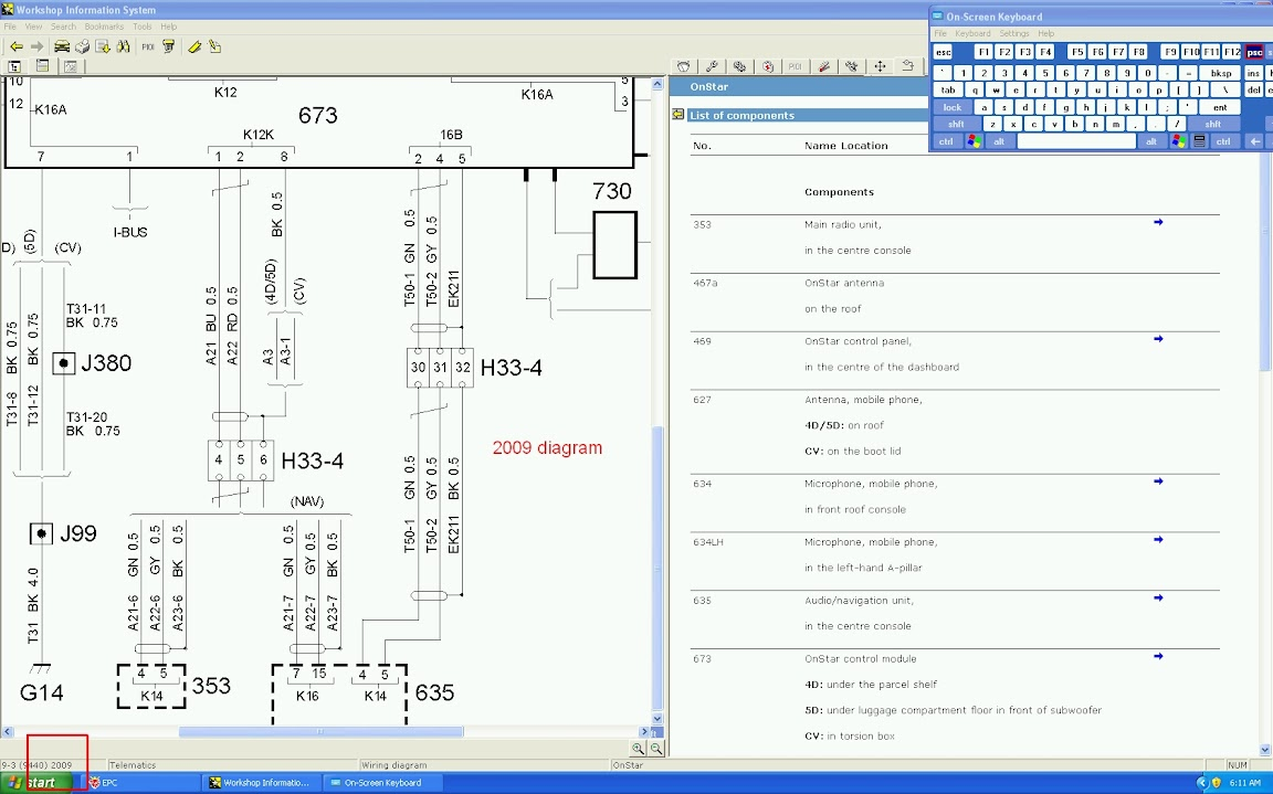 Saab Tel1 Wiring Diagram Library Electrical Diagrams How To Retrofit Oem Bluetooth Functionality Into 2007 2008 9 3 Ss Sc