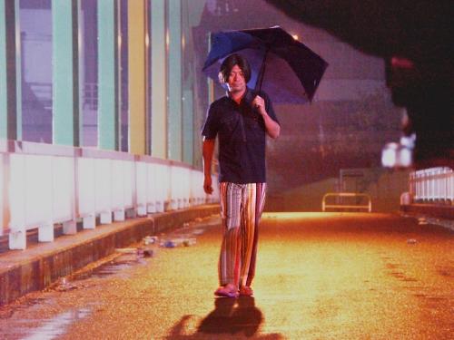 松本人志監督作品、映画「大日本人」の画像