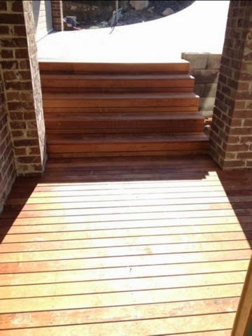porch deck merbau